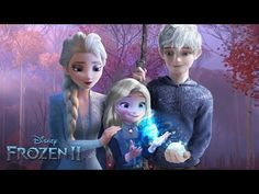 Frozen 2 - Elsa and Jack Frost have a daughter! And she has magic too! JELSA Hi everybody^____^ Have you ever wondered if Queen Elsa and Jack Frost get marri. Princesa Disney Frozen, Disney Princess Frozen, Elsa Frozen, Frozen Movie, Elsa Elsa, Princess Jasmine, Disney And Dreamworks, Disney Pixar, Disney Memes