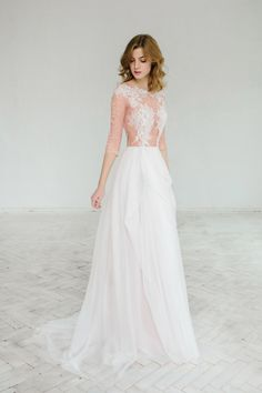 Suknia ślubna 2 kolory <3