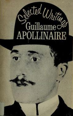 Shattuck, R.), The Selected Writings of Guillaume Apollinaire. New York: New Directions, Design: Gertrude Huston Books To Buy, New Books, Texte En Prose, Poema Visual, Collection Of Poems, Book Publishing, Book Format, Book Lists, Short Stories