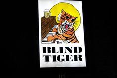 The Blind Tiger restaurant in Shreveport, LA