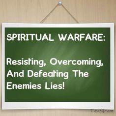 Spiritual Warefare
