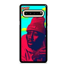 TYLER THE CREATOR Samsung Galaxy S10 5G Case Cover  Vendor: Favocase Type: Samsung Galaxy S10 5G case Price: 14.90  This premium TYLER THE CREATOR Samsung Galaxy S10 5G case will create premium style to yourSamsung S10 5G phone. Materials are from durable hard plastic or silicone rubber cases available in black and white color. Our case makers customize and design each case in high resolution printing with best quality sublimation ink that protect the back sides and corners of phone from… Samsung Note 8 Phone, Samsung Galaxy Cases, Tyler The Creator, S7 Case, Black And White Colour, Silicone Rubber, Galaxy S8, Printing, Plastic