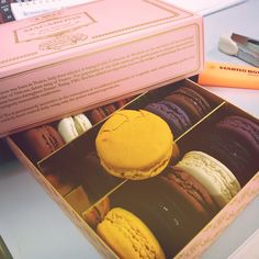 Macarons From TWG.Pavilion ,Malaysia. *Taste sweet . *The taste Of fall in love. I love it's.