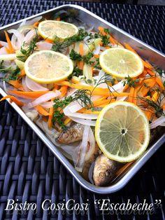 Bistro cosicosi❤︎ スプラトゥスのエスカベッシュ  新menu【スプラトゥスのエスカベッシュ】 スプラトゥス(鰯に似た魚)は、スコットランより入荷しています٩(ꇐ‿ꇐ)۶  エスカベッシュは、洋風の南蛮漬けといった感じの料理で、この季節は洋食屋さんだと旬のお魚を使ったマリネやエスカベッシュが出ていると思います。  コジコジでは少し変わったスプラトゥスを、カラッと揚げて、食感を残した大きさでスライスした野菜を一晩マリネしています。  #ビストロコジコジ https://m.facebook.com/pages/Bistro-cosicosi/337119786473969?ref=bookmarks