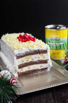 tort cu ananas Vanilla Cake, Sweet Treats, Sun, Cakes, Desserts, Recipes, Food, Tailgate Desserts, Sweets