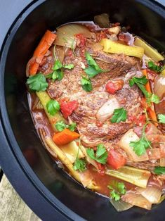 Here are 20 easy and healthy slow cooker dinner recipes for you to try this week! Let us know what you think!