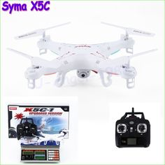 Original Syma X5C Explorers Quadcopter Drone 2.4G 4CH RC Mode 2 With HD Camera LCD RTF Free shipping - http://www.midronepro.com/producto/original-syma-x5c-explorers-quadcopter-drone-2-4g-4ch-rc-mode-2-with-hd-camera-lcd-rtf-free-shipping/