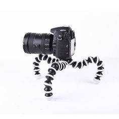 Large Octopus Flexible Tripod Stand for Camera Holder Digital DV Canon Nikon #QZSD