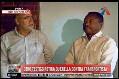 Otro Testigo Retira La Querella Al Transportista Blas Peralta