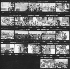Old Film - where I have come from. 80's protests