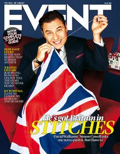 The Mail on Sunday EVENT : David Walliams