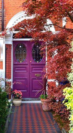 Door London, England