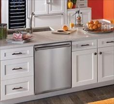 Thermador Emerald dishwasher included with purchase of stove in promo Impressively Quiet®