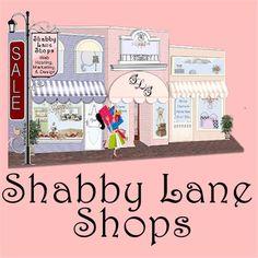 Our 1st Intro Segment on Shabby Lane Shops - Blog Talk Radio Show!