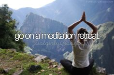 Be kind to yourself and go on a meditation retreat https://www.facebook.com/unisouthdenmark