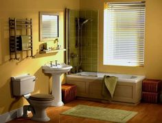 Photo Gallery On Website decorating a small bathroom wall