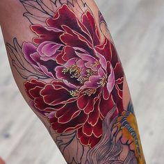 Likes, 42 Kommentare - Irezumi Collective ( . Neue Tattoos, Body Art Tattoos, Tribal Tattoos, Sleeve Tattoos, Cool Tattoos, Gypsy Tattoos, Arabic Tattoos, Black Tattoos, Irezumi Tattoos
