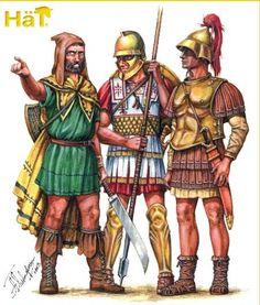 Illustrations of Dacia, Thracia & Phrygia Image Salvage) - Forum - DakkaDakka Ancient Rome, Ancient Greece, Ancient History, Tribal Images, Greek Soldier, Punic Wars, Greek Warrior, Achaemenid, Military Figures