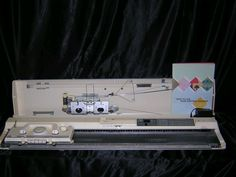 Brother knitting machine electronic kh 900