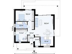 Projekti : Māja ZX 105
