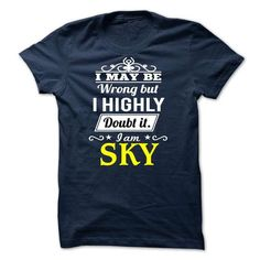 SKY -may be - #gift for him #bridal gift. TAKE IT => https://www.sunfrog.com/Valentines/SKY-may-be.html?68278