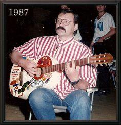 Me and my guitars...Yamaha G60A
