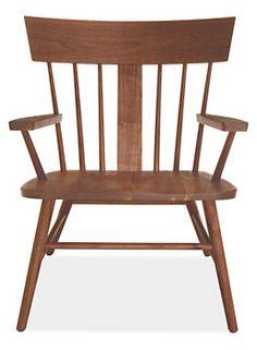 Sandberg Chair - Chairs - Living - Room & Board