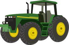 Tractor transparent image