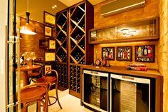 adega / wine / winery / home decor / bohrer arquitetura / interior design