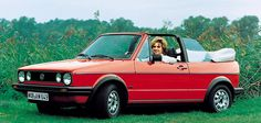 VW Golf Cabriolet The first Golf began production in Marketed in the United States and Canada from 1975 to 1984 as the Volkswagen Rabbit and. Vw Golf Cabrio, Volkswagen Golf Mk1, Golf 1 Cabriolet, Vw Mk1, Best City Car, Vw Classic, Sport, Concept Cars, Automobile