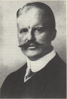 Arthur Zimmerman:  German and foreign secretary that wrote the Zimmerman note.
