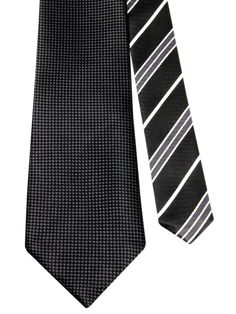 Flipmytie - Men's Black Reversible Tie, $24.99 (http://www.flipmytie.com/mens-black-reversible-tie/)