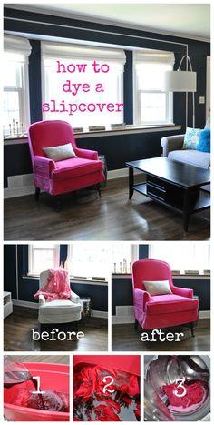 53 best furniture rit dye images little cottages rit dye rh pinterest com