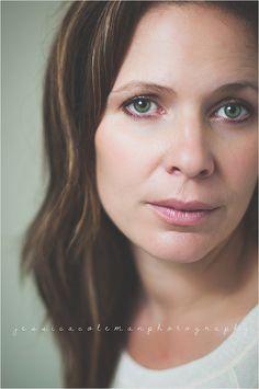 Eugene Creative Head Shots.  Jessica Coleman Photography.  Green eyes.  Greek.  Lovely.