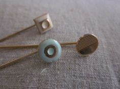 1960s Stick Pins 3 by ItseeBitsee on Etsy