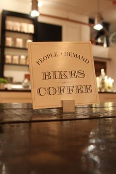 Bike And Coffee Shop Opens In Chicago