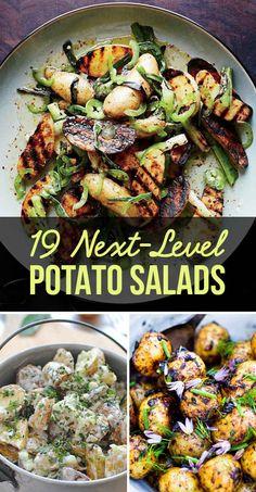 19 Delicious Potato Salad Recipes
