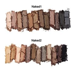 Naked1 vs. Naked2