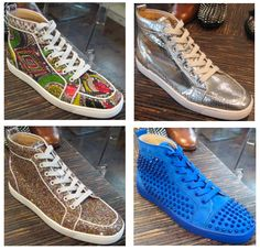 Christian Louboutin Spring/Summer 2013 Men's Collection Part 2