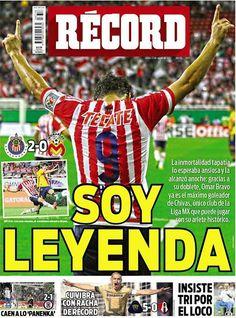 México - RÉCORD 13 de agosto del 2015