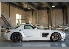 2014 Mercedes-Benz SLS BLACK SERIES