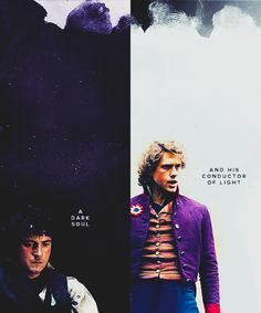 Grantaire in the presence of Enjolras became some one once more.