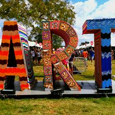 ART at the Austin City Limits music fest