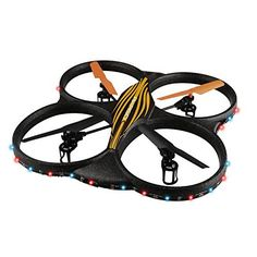 AKASO K88 2.4GHz 4 CH 6 Axis Gyro RC Quadcopter with HD Camera, Gyro Headless, 360-degree Rolling Mode 2 RTF LED RC Drone >>> Find out more about the great product at the image link.