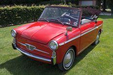 """Autobianchi Bianchina """"Eden Roc"""" Cabriolet - 1968"""