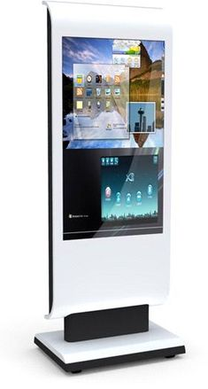 "32""42""55""optional All in One Touch Screen Kiosk LCD Media Advertising Display TX-A6617 (TX-A6617) - China All in One Touch Screen Kiosk L..."