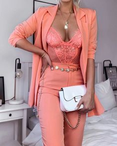 how to wear lace bodysuit Glamouröse Outfits, Cute Casual Outfits, Fashion Outfits, Womens Fashion, Fashion Trends, Suits For Women, Clothes For Women, Sexy Women, Mode Costume