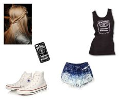 """""""Untitled #202"""" by martyboo ❤ liked on Polyvore featuring Converse"""