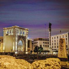 #lecce #instagood #piazzasantoronzo