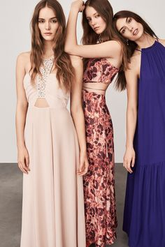 We're in the mood to party. View a new summer update. Unique Fashion, H&m Fashion, Party Fashion, Fashion Details, Fashion Outfits, Day Dresses, Prom Dresses, Formal Dresses, Long Dresses